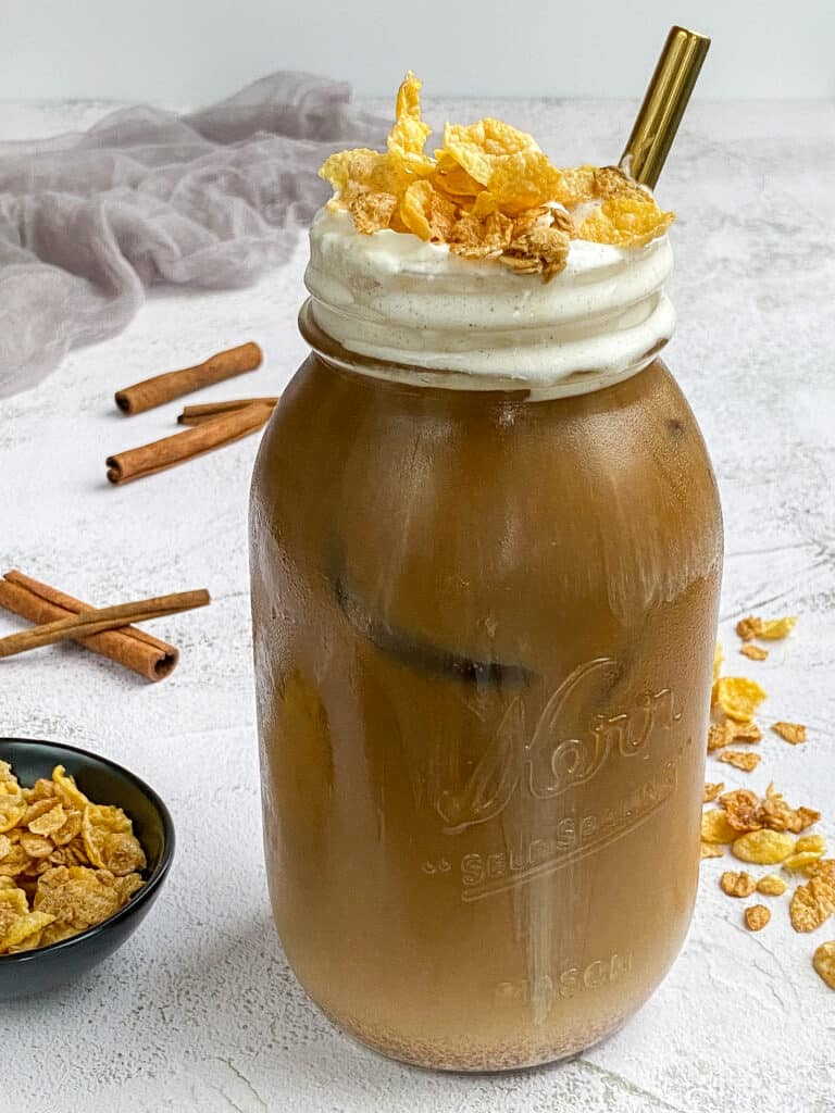 Honey Bunches of Oats Cold Brew