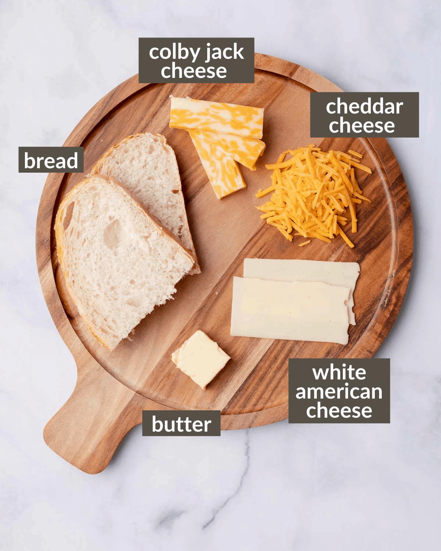 al of the ingredients