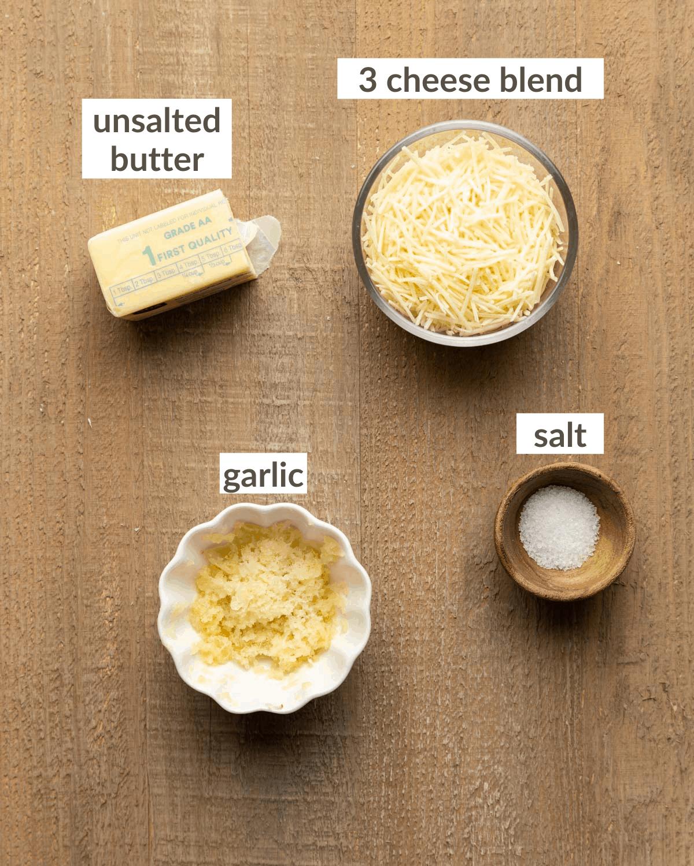 overhead of filling ingredients